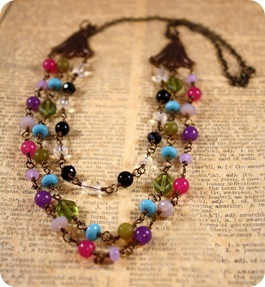 crafty hope necklace