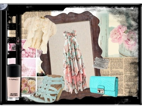 polyvore outfit teaser