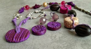 Wonky Beads, polymer clay, blog hop, Handmade jewellery