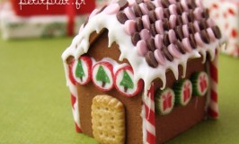 gingerbread house, colour palette, christmas