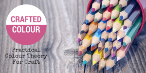 Over the Moon | Crafted Colour - Practical Colour Theory for Craft
