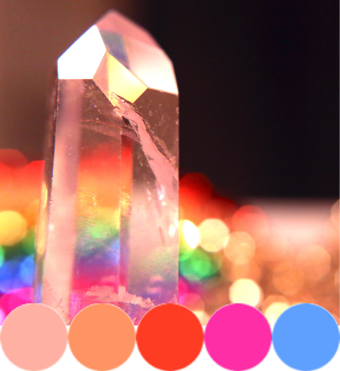 Over the Moon | Crafted Colour - Crystal Palette